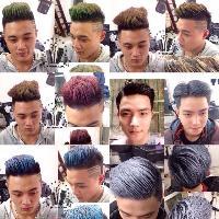 Sáp vuốt tạo màu tóc tái xuất